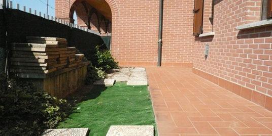 Appartamento con in giardino in vendita a Villa Fontana di Medicina