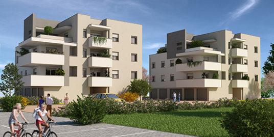 Appartamento nuovo in vendita a Budrio