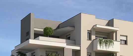 Appartamenti nuova costruzione in vendita a Budrio