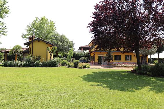 Villa bifamiliare in vendita a Vedrana di Budrio