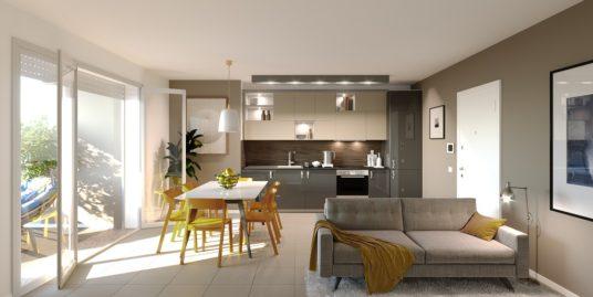 Nuovo appartamento con 2 camere a Budrio