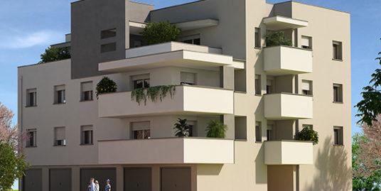 Nuovo appartamento con 3 camere a Budrio