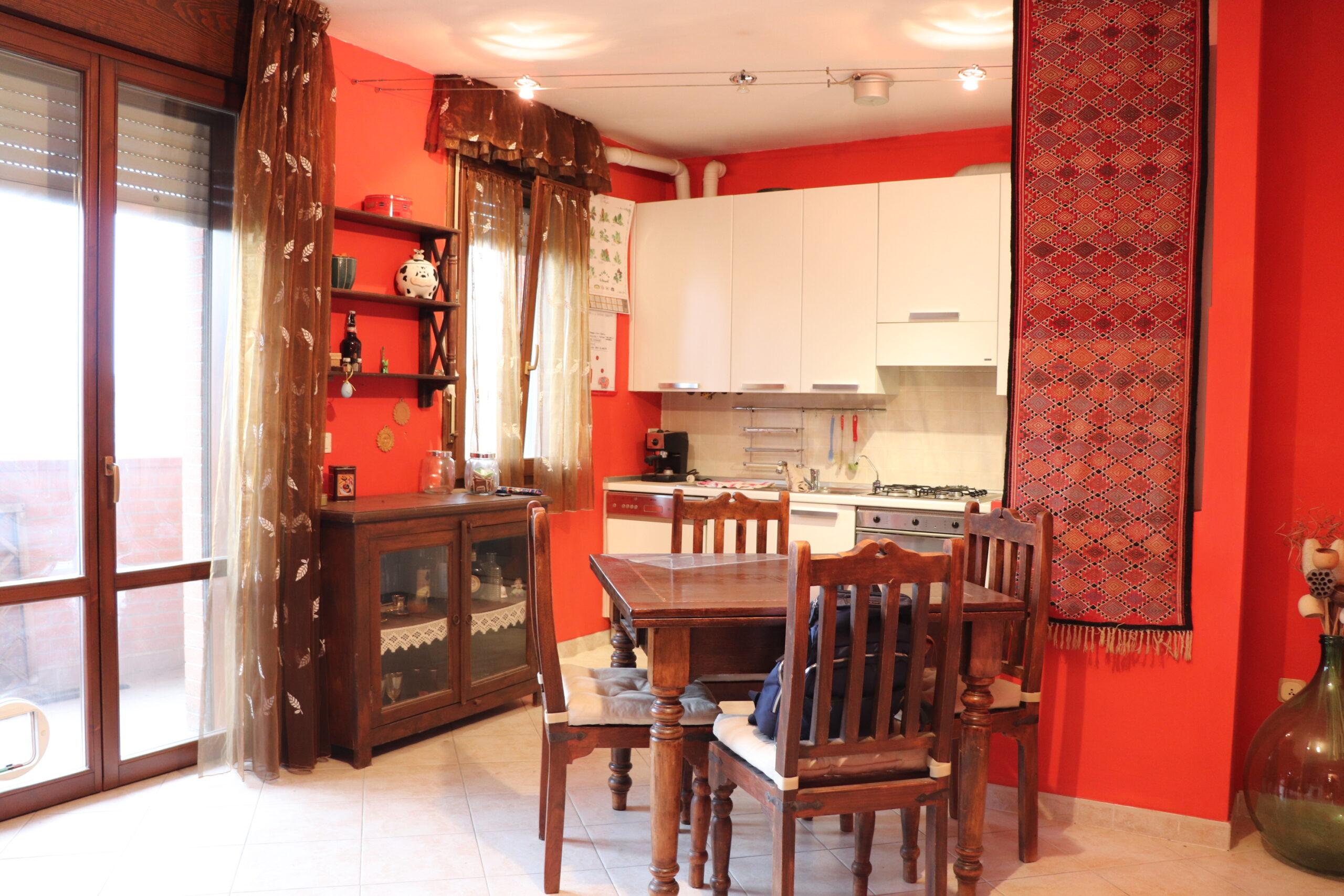 Appartamento su due livelli in vendita a Cento di Ferrara
