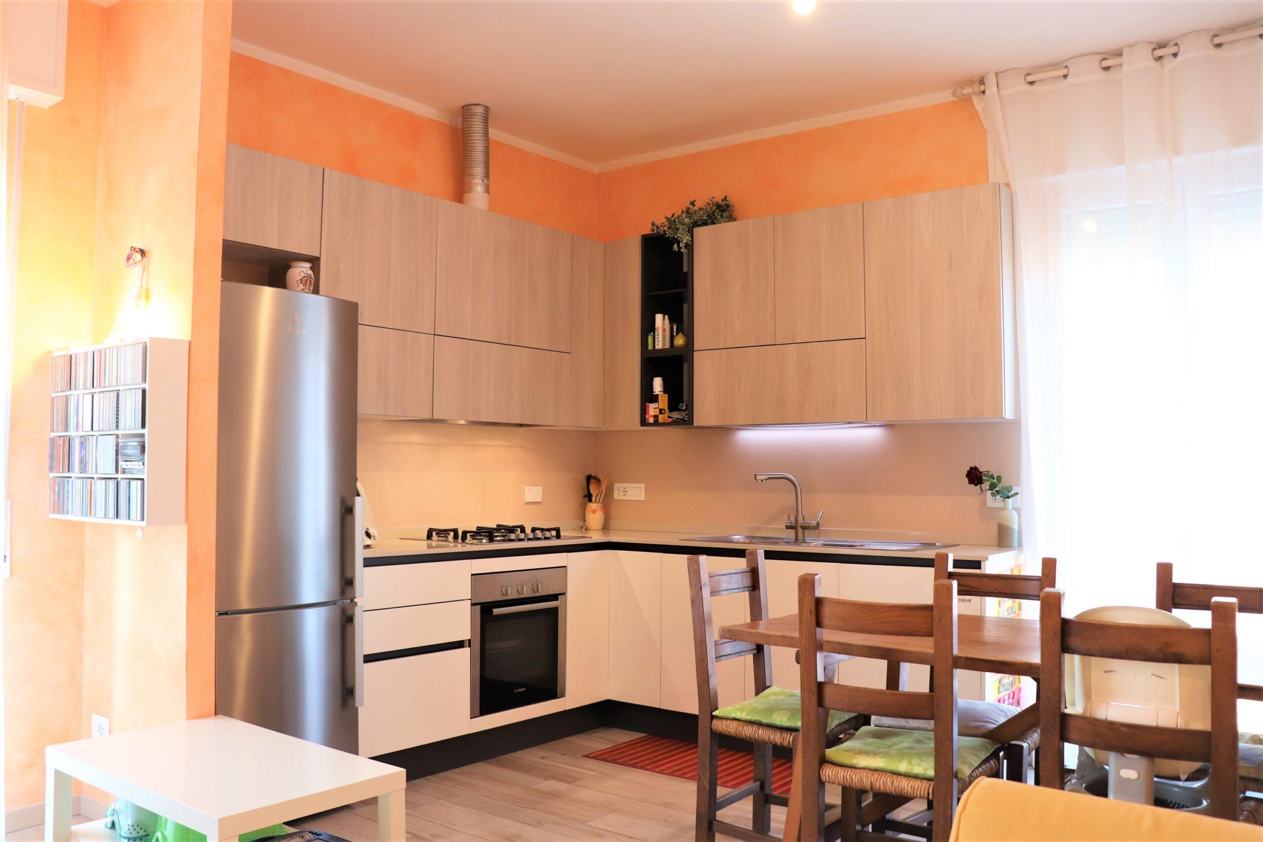 Appartamento in vendita a Budrio con tre camere